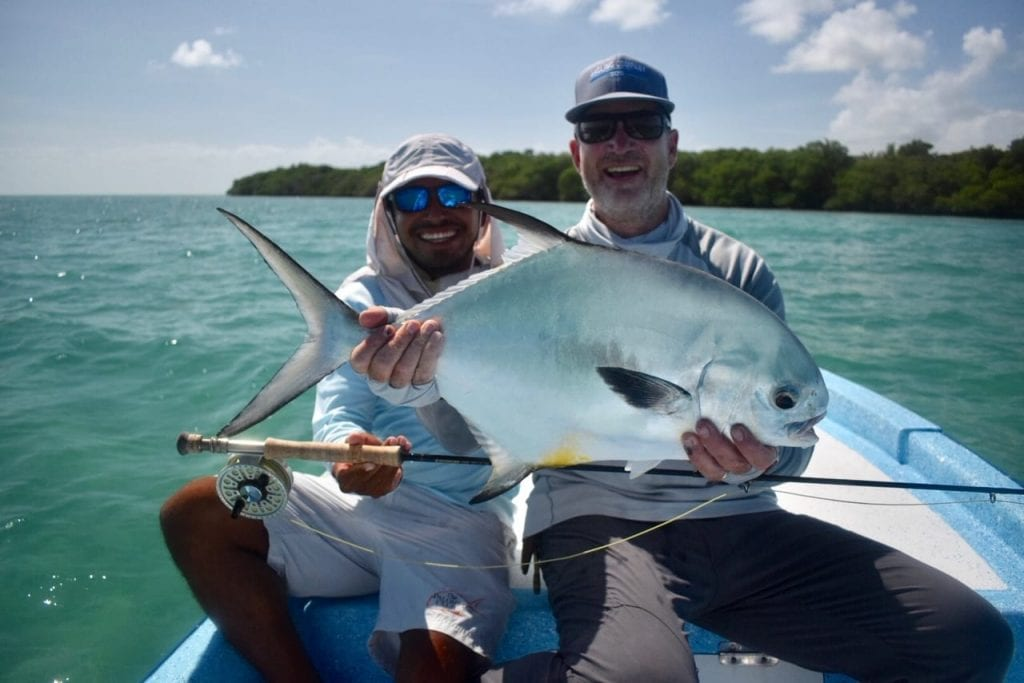 chad with 1 of two in Mexico. Photo Steve Huff