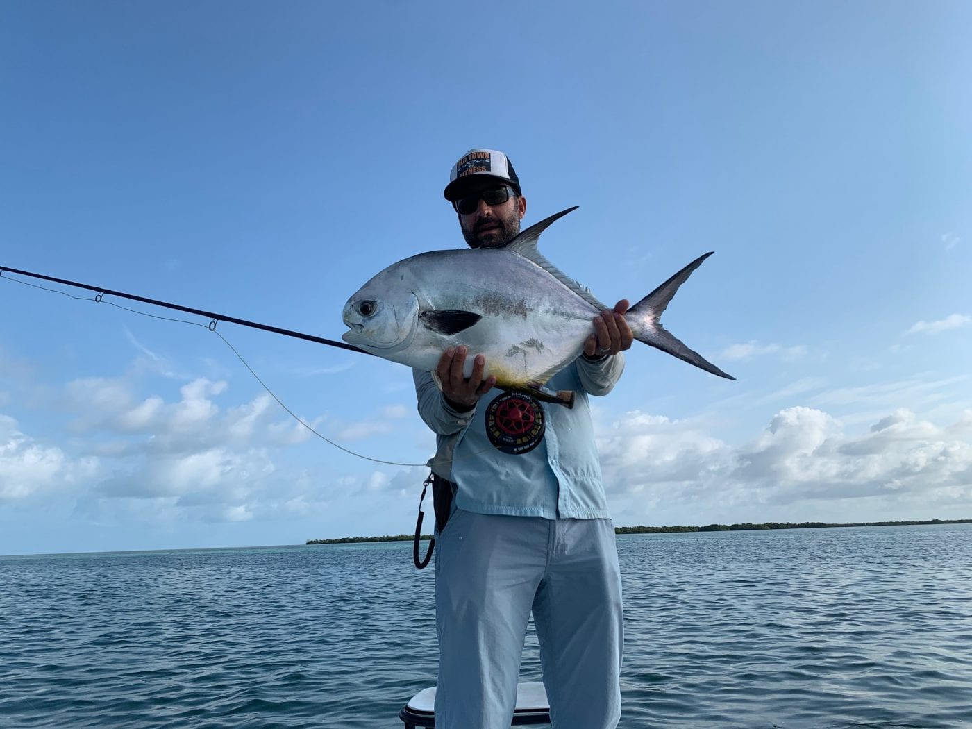 Another permit, photo/guiding Nick Labadie